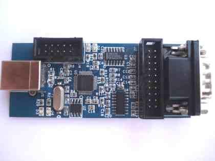 OpenOCD and NGX USB ARM JTAG at Samuel Jacob's Weblog